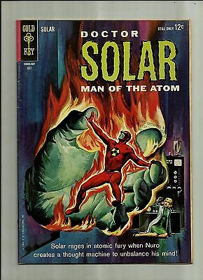 Doctor Solar Man Of The Atom #6 1963  Gold Key Silver Age Comics