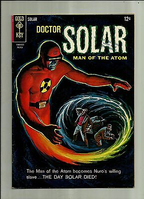 Doctor Solar Man Of The Atom #11 1965  Gold Key Silver Age Comics