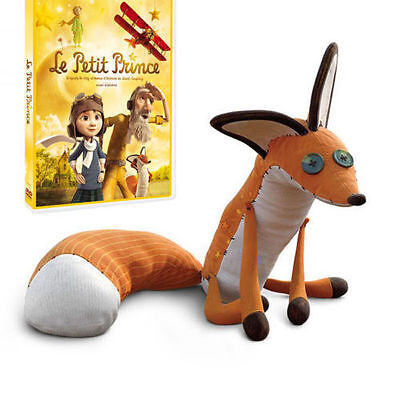 New The little Prince and the fox stuffed animals plush education toys Xmas