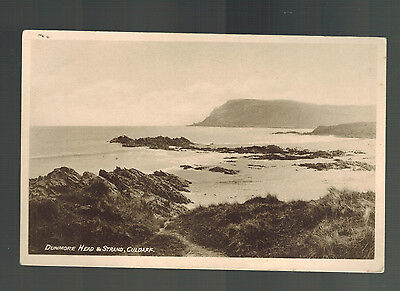 Mint Picture Postcard Donegal Ireland Dunmore Head and Strand Culdaff View
