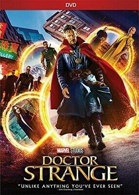 Doctor Strange (2017, DVD NEW)