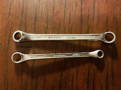 Vintage Spanners Double Ring DOWIDAT