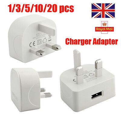 Wholesale CE Mains Charger Adapter USB PLUG Universal For SAMSUNG IPHONE Android