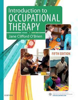 Introduction to Occupational Therapy 5th Edition by Jane Clifford O'brien (Engli