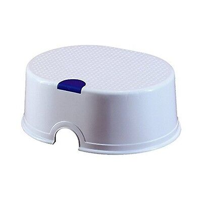 Strata Deluxe Step Up Stool (white Star)
