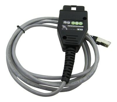 RJ45 Ethernet Diagnose Interface für Rheingold ESYS ISTA BMW F-Modelle Codierung