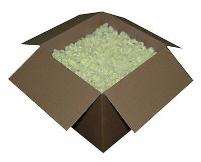 1 Cubic Foot (Cu Ft) Loose Recycled  Packing Peanuts Polystyrene Chips