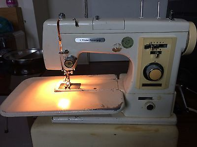 Frister Rossmann 504 .  Sewing Machine.