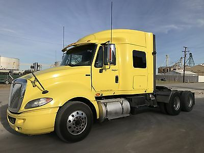 International Prostar Sleeper Tractor Truck 475Hp Apu Alcoas Low Miles