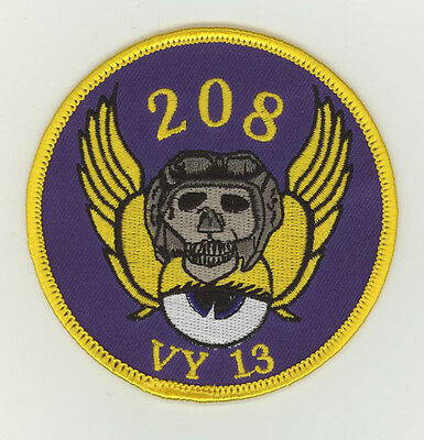 RAF Royal air force patch 208 squadron Hawk T1A Valley