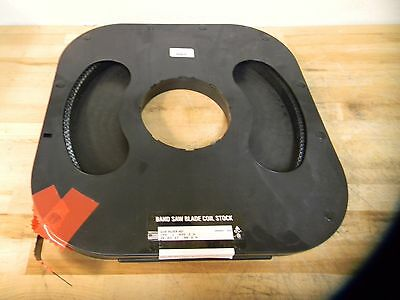 """STERLING 3//8/"""" X 100/' 10TPI TRI-TEMP BANDSAW COIL STOCK *USA MADE* NOS"""