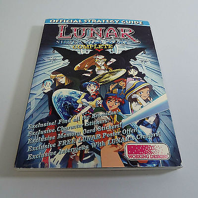Lunar Silver Star Story Official Strategy Guide (E700)