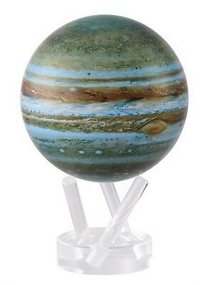 "MOVA Globe- Jupiter - large - 15cm/ 6"" - self rotating sphere"