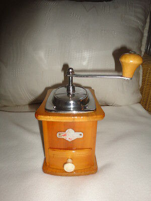 "very nice german mocca coffee grinder ""KYM"",Kissing & Möllmann"