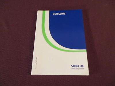 Nokia 6215i Cell Phone User Guide - Manual - Version 2.0 - August 2006