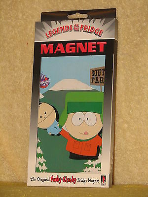 1997 Polar Magnetics SOUTH PARK Legends of the Fridge KYLE Magnet NEW vintage
