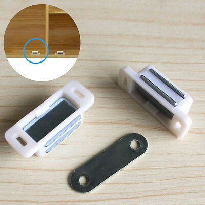 Magnetic Door Drawer Cabinet Latch Catch Kitchen Cupboard
