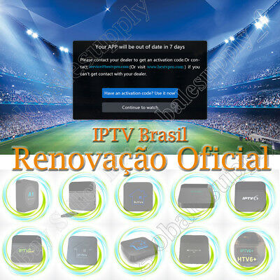 THE OFFICIAL ACTIVATE Code For Renew of HTV 2 3 5 6 A1 A2 IPTV 5 6 6+  IPTVPlus