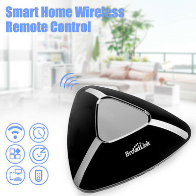 Broadlink RM2 Pro Smart Home Remote Control WIFI+IR+RF Switch APP Fr IOS Android