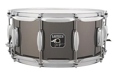 "Gretsch S-6514-TH 14"" x 6,5"" Signature Snare Drum Taylor Hawkins 1,2mm Stahl Neu"