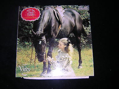 Stories From Black Beauty Read By Vicky LP Vinyl 2870 309
