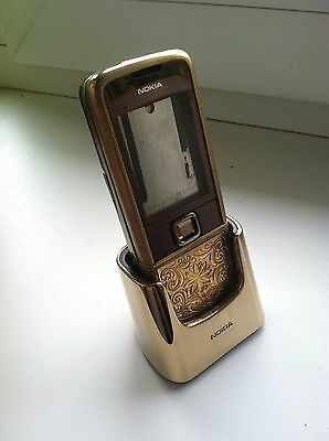 Housing for Nokia 8800 Brown Gold