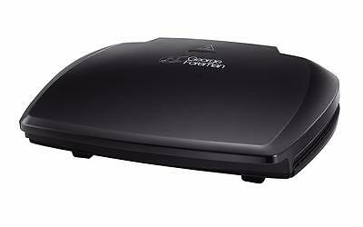 George Foreman 23440 Entertaining 10 Portion Grill - BLACK