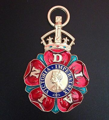 Museum Quality British Victorian Order Of The Indian Empire 1878