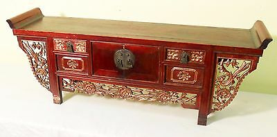 Antique Chinese Petit Altar (3194), Circa 1800-1849