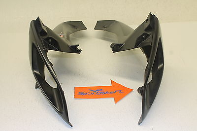 06-07 Suzuki Gsxr 600 Gsx-R Oem Right Left Air Intake Ducts Duct Cover Fairing