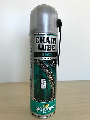 MOTOREX Chain Lube Road 500ml Strong