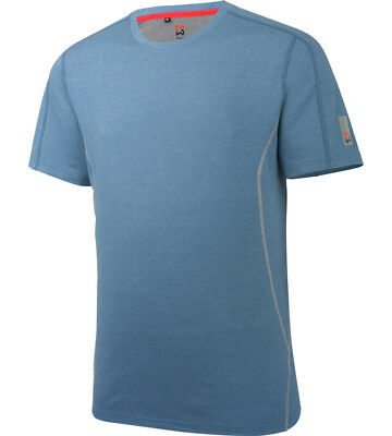 Arbeits T-shirt Basic Navyblau Business & Industrie