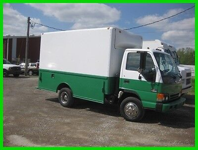 1999 CHEVROLET W3500 GAS AUTO AC 12 FOOT HACKENY ALUMINUM PLUMBERS Used UTILITY