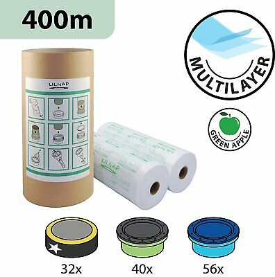 400m refill film for Sangenic Tommee Tippee / Tec -  correspond to 32 cassettes
