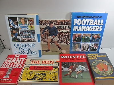 Football themed sport book collection x 22 titles, job lot, soccer