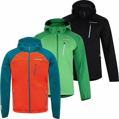 67% Off Dare 2B Preclude Softshell Waterproof Mens Sports Insulated Jacket