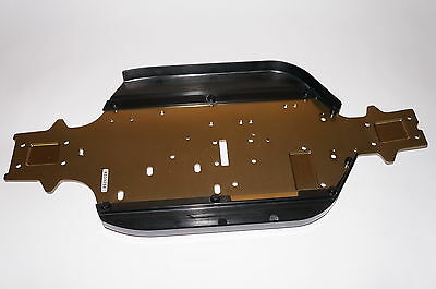 HPI VORZA FLUX HP 4mm Main Chassis Plate inc Side Guards  TO