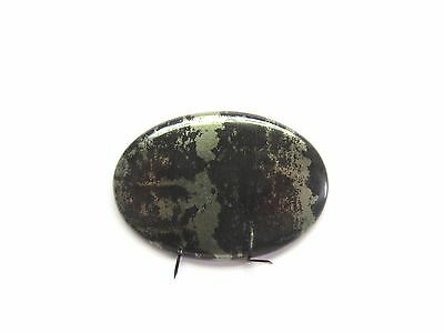 Chalcopyrit Cabochon 42,4x29,3 mm 46 ct. U18053