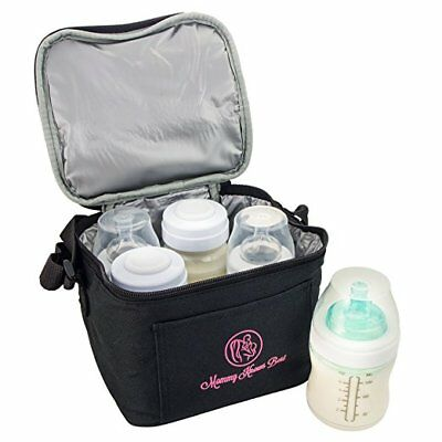Breast Milk Baby Bottle Cooler Bag For Insulated Breastmilk Storage