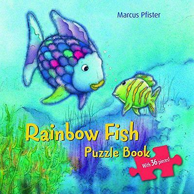 The Rainbow Fish Puzzle Book (Rainbow Fish (North-South Books)), Marcus Pfister