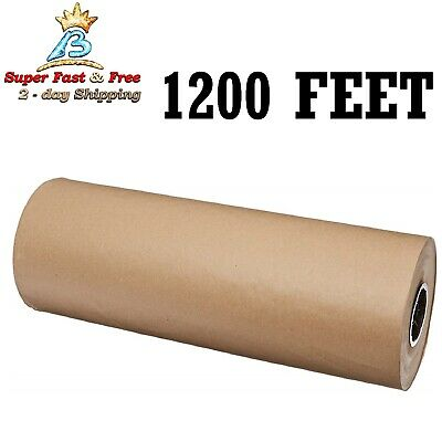 "Kraft Paper Roll 24"" Sheets For Packaging Wrap Wrapping Cushioning Shipping New"