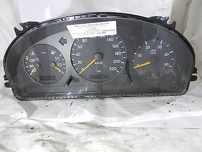 Mercedes W163 ML270 CDI 98-02  Instrument Cluster Dash Tacho 1635401847