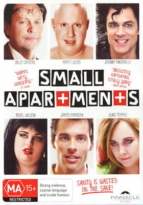 Small Apartments DVD R4