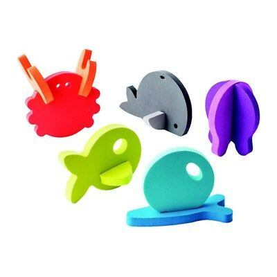 Boon Links Bath Tub Appliques | Boon Baby Bath Toys- Interactive Bath Toys