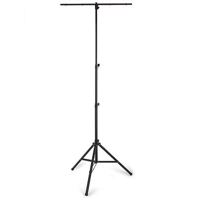 Heavy Duty 9FT Tall Photo Lighting Steel Folding Tripod Stand Photo Video Studio