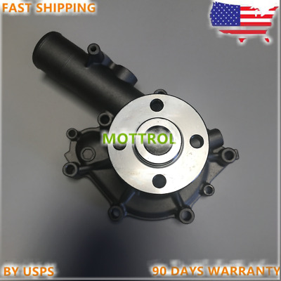 123900-42000 Water Pump Fit Yanmar S4D106  4Tne106 Wb93R-2 Ym12390042000