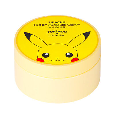 TONYMOLY x Pokemon Pikachu Honey Moisture Cream (USA Seller)