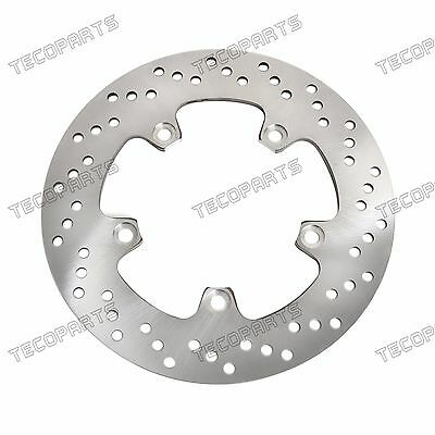Stainless Steel Rear Brake Disc Rotors for Suzuki AN650 2004-2009 2010 2011 2012