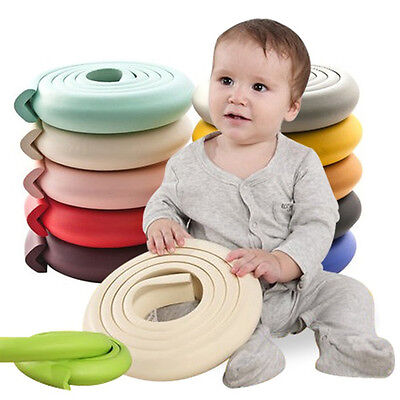 Baby Kid Safety Glass Table edge Corner Cushion Guard Protector Softener Bumper