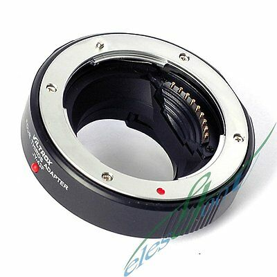 Viltrox JY-43F 4/3 Lens to Micro 4/3 Mount Camera Olympus Panasonic Adapter【IE】